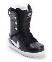 Nike Women's Vapen Black & White Snowboard Boots