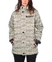 Nikita Reserve Tribal 20K Snowboard Jacket