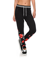 Ninth Hall Bentley Bandana Floral Jogger Pants