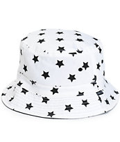 Ninth Hall Black Out Reversible Bucket Hat