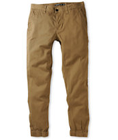 Ninth Hall Henderson Twill Jogger Pants