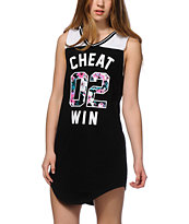 Ninth Hall Jalese Cheat 2 Win Jersey Dress
