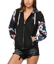 Ninth Hall Kelis Floral Bomber Jacket