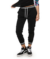 Ninth Hall Luda Mesh Panel Jogger Pants