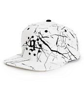Ninth Hall Marbled Snapback Hat