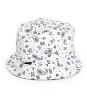 Ninth Hall Noir Reversible Bucket Hat
