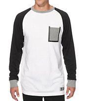 Ninth Hall Second Theory Long Sleeve Pocket T-Shirt