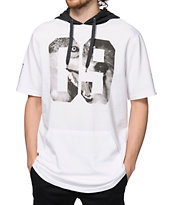 Ninth Hall Stamp Hooded T-Shirt