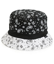 Ninth Hall Tracker Reversible Bucket Hat