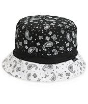 Ninth Hall Tracker Reversible Bucket Hat