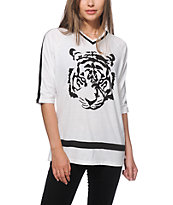Ninth Hall Wayne Tiger Hockey Jersey