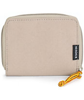 Nixon Bank Zip Bifold Wallet