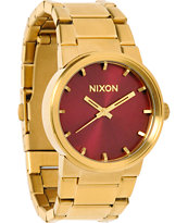 Nixon Cannon Analog Watch