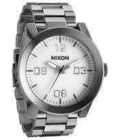 Nixon Corporal SS White Watch