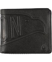 Nixon Graven Black Bifold Wallet