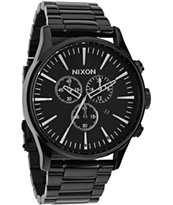Nixon Sentry Chronograph Analog Watch