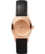 Nixon Small Time Teller Analog Watch