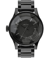 Nixon The Facet All Black Watch