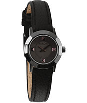 Nixon The Mini B Black & Gunmetal Analog Watch