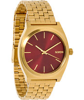 Nixon Time Teller Analog Watch
