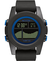 Nixon Unit Tide Digital Watch