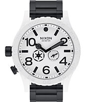 Nixon x Star Wars 51-30 Stormtrooper Watch