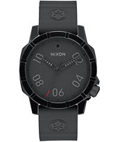 Nixon x Star Wars Ranger 40 Imperial Pilot Black Analog Watch