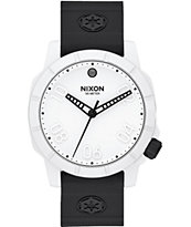 Nixon x Star Wars Ranger 40 Stormtrooper Watch