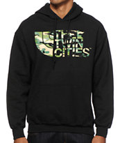 No Coast MN Twin Cities Camo Hoodie