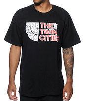 No Coast MN Twin Cities Cement T-Shirt