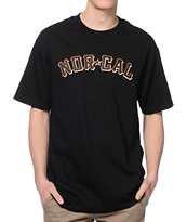 Nor Cal Goliath Black T-Shirt