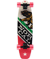 "Nor Cal Republic Jammer 31.2"" Cruiser Complete Skateboard"
