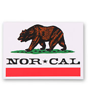Nor Cal Republic Vinyl Sticker