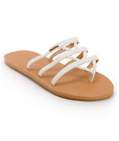 O'Neill Zao White Sandals