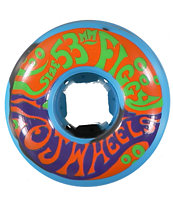 OJ Wheels Figgy Psychedelic Freakouts 52mm Skateboard Wheels