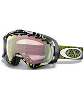 Oakley Crowbar Kazu Kakubo Quiet Giant 2014 Snow Goggle