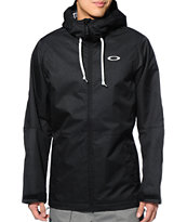 Oakley Recon Black 10K 2014 Snowboard Jacket