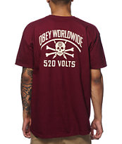 Obey 520 Volts T-Shirt