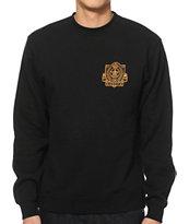Obey Academy Crew Neck Sweatshirt