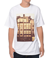 Obey All-City Icon Photo White Tee Shirt