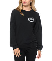 Obey All Day & All Night Crew Neck Sweatshirt