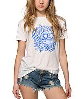 Obey Aloha Skull T-Shirt
