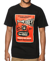 Obey Amplify Your Voice T-Shirt