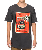 Obey Amplify Your Voice Tee Shirt