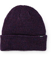 Obey Arcadia Dress Blue & Port Royal Beanie
