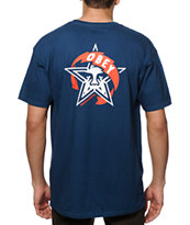 Obey Around The World Star T-Shirt