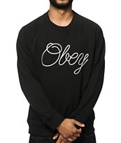 Obey Arroyo Crew Neck Sweatshirt