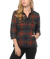 Obey Balk Flannel Jacket