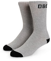 Obey Basement Crew Socks