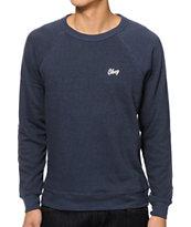Obey Bedford Crew Neck Sweatshirt